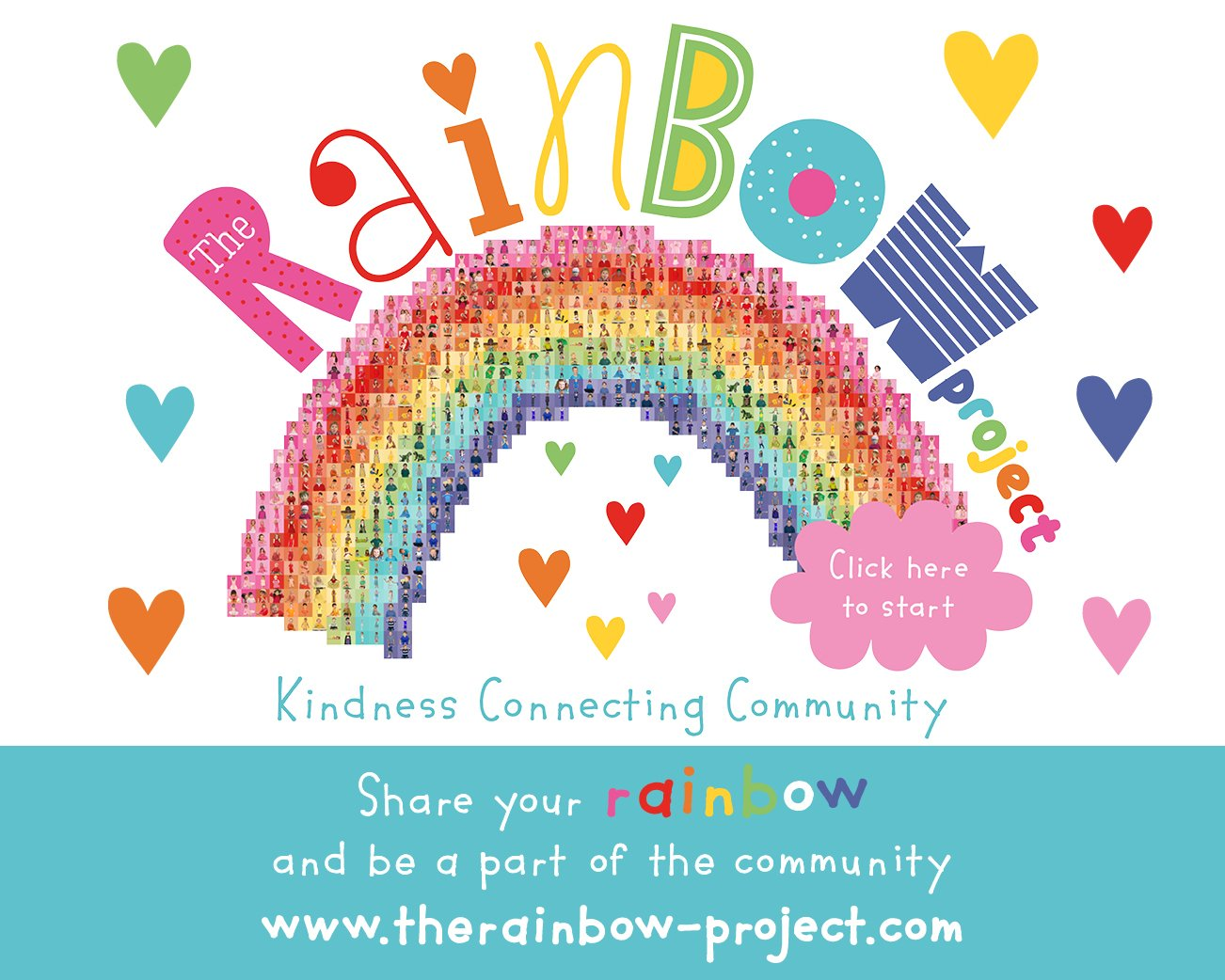 The Rainbow Project - Click here to start