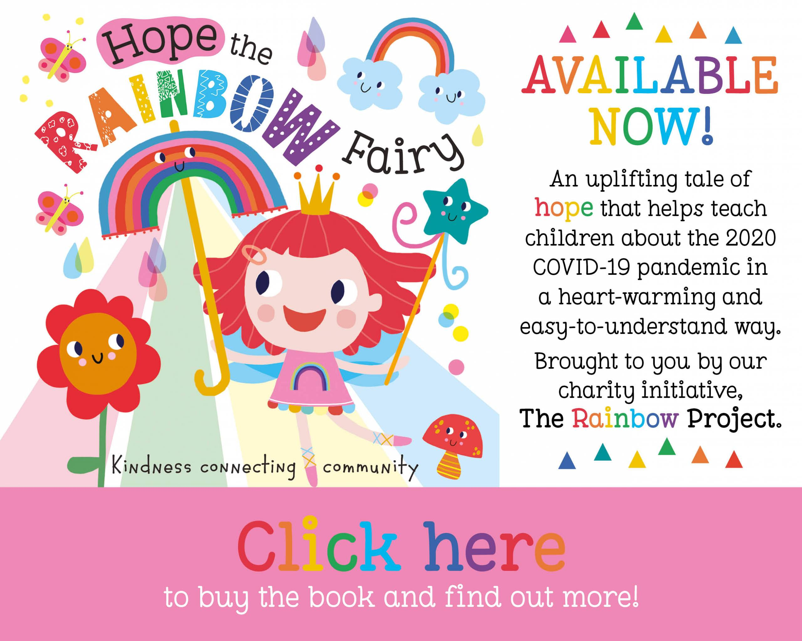 Hope the Rainbow Fairy